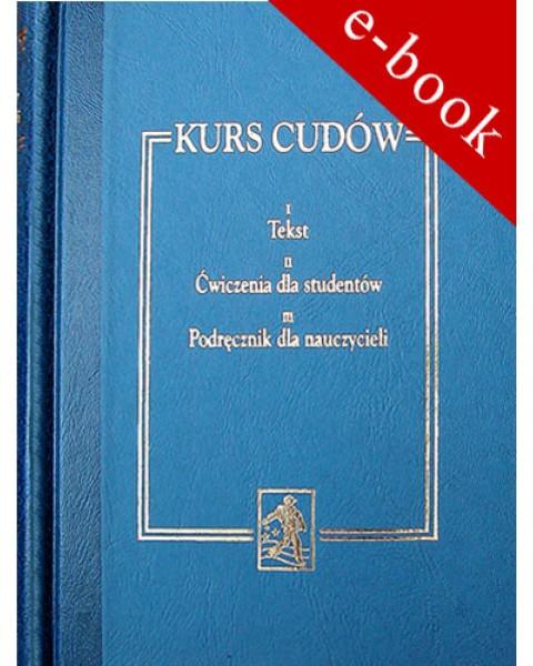 Kurs Cudów (e-book)